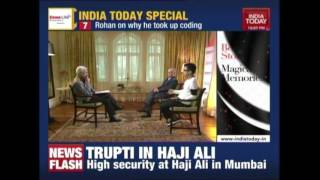 Download N R Narayana Murthy & Son Rohan Murty In Conversation With Karan Thapar Video