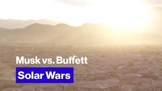 Download It's Elon Musk vs. Warren Buffett in the Fight for the Future of Solar Video