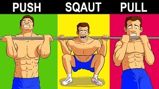 Download The ONLY 7 Exercises Men Need To Build Muscle Video