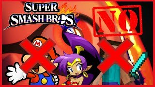 Download 10 Characters Who WILL NOT Be in Smash Bros Ultimate - ThePowerBauer2 Video