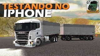 Download Grand Truck Simulator - Testando no IPHONE (IOS) Video