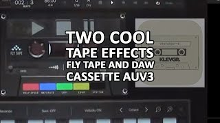 Download Comparison Fly Tape and DAW Cassette For iOS Video