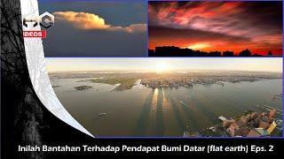 Download Bantahan Bumi Datar (flat earth) Eps. 2 Peta Bumi Datar Video