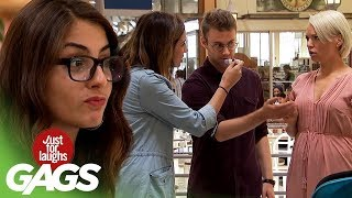 Download NEW Just For Laughs Gags | FunnyTV NEW Pranks 2019 Video