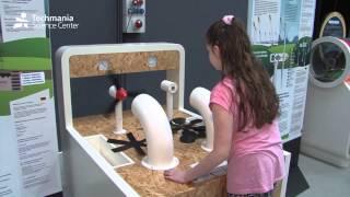 Download Exhibition Renewable Energy Sources - Techmania Science Center, Pilsen, Czech Republic Video