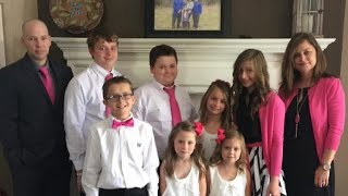 Download Close friend adopts cancer victim's six kids Video