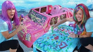 Download FAKE Crazy Car Store Worker Ruins the Wacky Car Store !!! Video