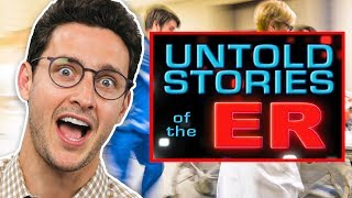 Download Real Doctor Reacts to UNTOLD STORIES OF THE ER! Video