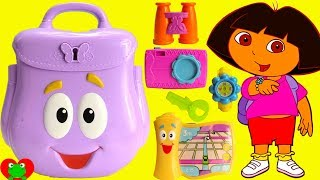 Download Dora The Explorer and Diego Backpack Rescue Surprises Video