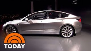 Download Elon Musk's Big Gamble: Tesla Set To Roll Out New $35,000 Electric Car | TODAY Video