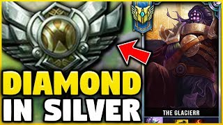 Download I TOOK MY JAX INTO SILVER 5 FOR THE FIRST TIME! DIAMOND JAX VS SILVER ELO! - League of Legends Video