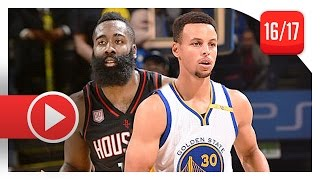 Download James Harden vs Stephen Curry EPIC PG Duel Highlights (2016.12.01) Warriors vs Rockets - MUST SEE! Video