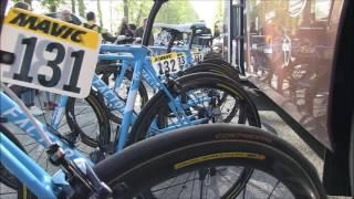 Download Behind the scenes at Paris Roubaix with AG2R LA MONDIALE Video
