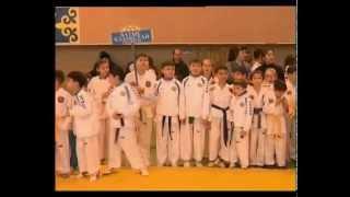 Download В Уральске проходит открытый Республиканский чемпионат по тхэквондо среди детей и юношей Video