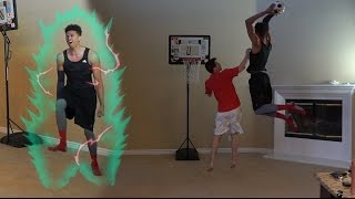 Download EPIC HOUSE 1 V 1 KING OF THE COURT! MINI BASKETBALL CHALLENGE Video