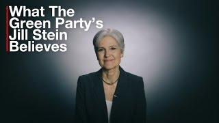 Download What the Green Party's Jill Stein believes in 2 minutes Video