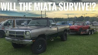 Download First Tow With The Cummins! Drift Event Bound! Video