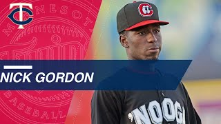 Download Top Prospects: Nick Gordon, SS, Twins Video