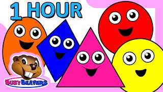 Download ″Colors & Shapes DVD″ - 1 Hour, Super Simple Colours, Little Baby Songs, Kids Learn Nursery Rhymes Video