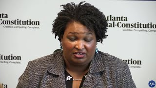 Download Stacy Abrams discusses her debt Video