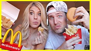 Download TASTING MCDONALD'S DOLLAR MENU ITEMS (with Rebecca Zamolo) Video