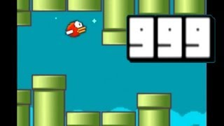 Download Flappy Bird - High Score 999! impossible! Video