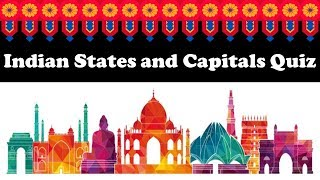 Download Indian states and Capitals | GK Questions | Geography Quiz Video