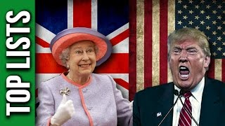 Download 10 Things The UK Does Better Than The US Video