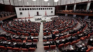 Download Turkey votes to extend mandate for troops in Iraq and Syria Video