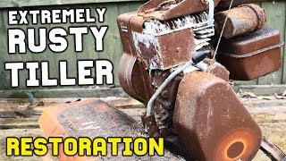 Download TILLER RESTORATION (Will It Ever Run Again) Video