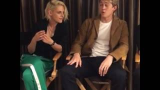 Download Kristen Stewart, Garrett Hedlund, and Joe Alwyn - FBLive Video