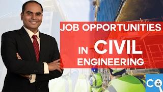 Download Job Opportunities in Civil Engineering Video