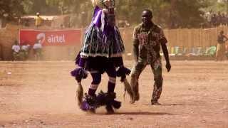 Download Mask collective + Festima - Zaouli de la Côte d'Ivoire Video