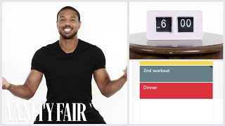 Download Everything Michael B. Jordan Does in a Day | Vanity Fair Video