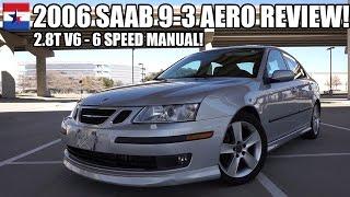 Download 2006 Saab 9-3 Aero // REVIEW Video