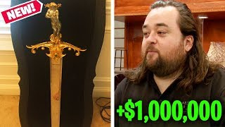 Download Chumlee Just Hit The Pawn Shop's BIGGEST JACKPOT! (Pawn Stars) Video