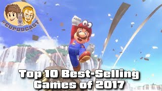 Download Top 10 Best-Selling Games of 2017 - #CUPodcast Video