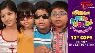 Download Fun Bucket JUNIORS   Episode 12   Funny Investigation   Kids Funny Videos   Comedy Web Series Video