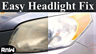 Download Ultimate Guide on How to Restore Headlights - To an Amazing Like New Condition Video