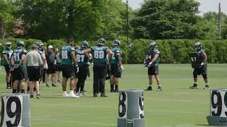Download Watch live as the Eagles hit the field for the first time during Phase 3 of OTAs. Video
