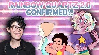 Download Steven Universe News: Rainbow Quartz 2.0 Confirmed By Rebecca Sugar?! Video