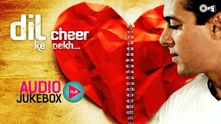 Download Superhit Bollywood Hindi Sad Songs | Dil Cheer Ke Dekh - The Sweet Pain of Love Audio Jukebox Video