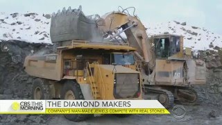 Download Could Diamond Foundry's Man-Made Diamonds And Gems Disrupt Industry Video