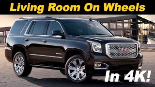 Download 2016 / 2017 GMC Yukon Denali XL Review (also covers Tahoe & Suburban) in 4K UHD! Video