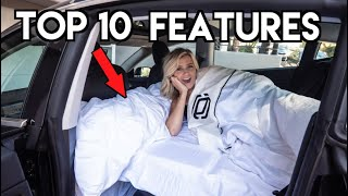 Download Top 10 Features You DIDN'T KNOW The Tesla Model 3 Has! Video