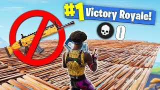Download I WON Fortnite With NO WEAPONS! Video