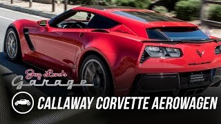 Download 2016 Callaway Corvette Aerowagen - Jay Leno's Garage Video