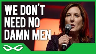 Download Kathleen Kennedy Says She Doesn't Care About Male Star Wars Fans Video
