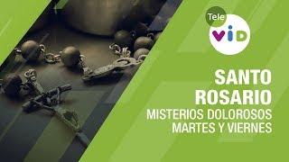 Download Santo Rosario, Misterios Dolorosos, Martes Y Viernes - Tele VID Video