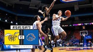 Download Alabama State vs. Boise State Basketball Highlights (2018-19) | Stadium Video